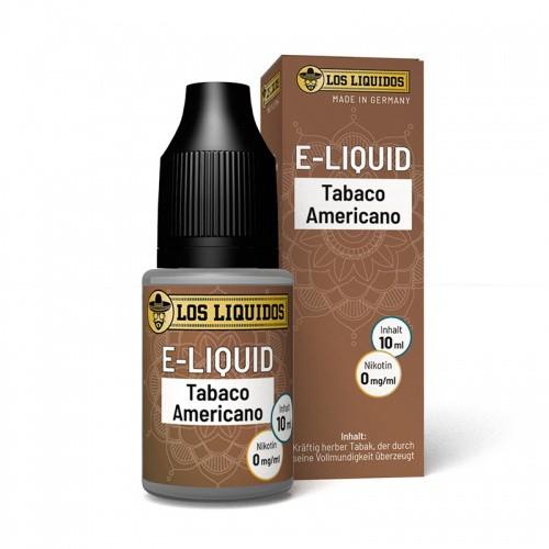 Tobaco Americano Liquid Los Liquidos
