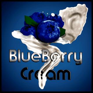 Blueberry Cream Aroma Dark Burner