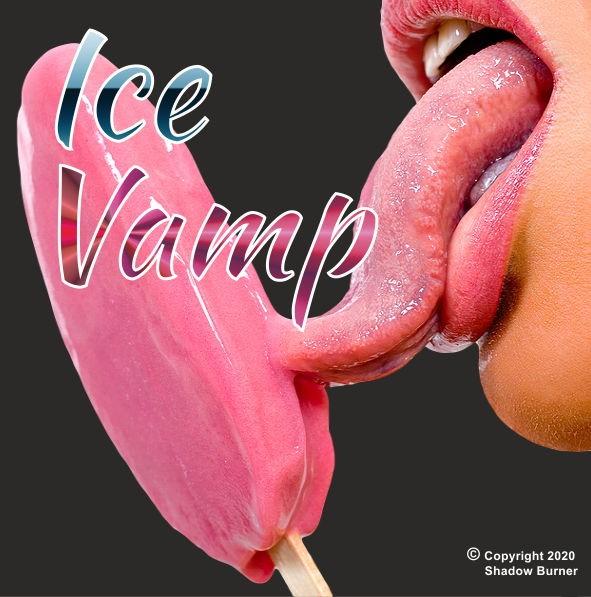 Ice Vamp Aroma Shadow Burner