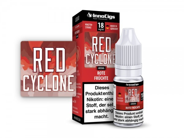 Red Cyclone - Roter Fruchtmix Liquid Innocigs