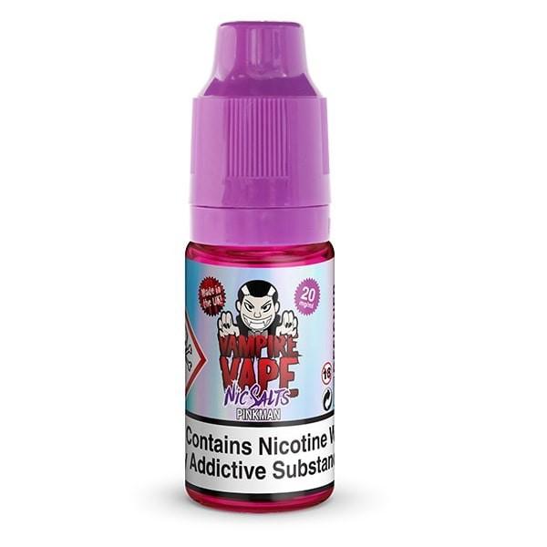 Pinkman Nikotinsalz Liquid Vampire Vape