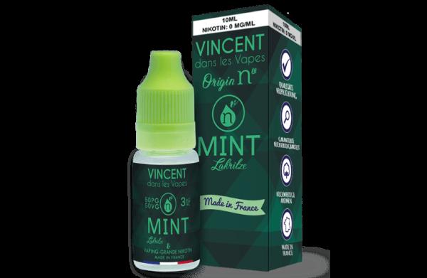 Mint Lakritz Liquid Origin Nv Vincent
