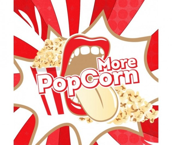 More Popcorn Aroma Classic Big Mouth