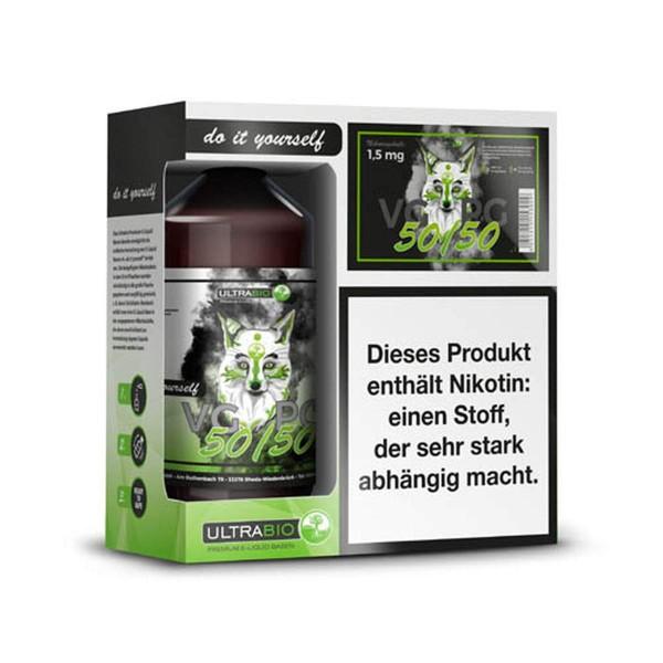Basis-Liquid Bundle (50/50) UltraBio 1,5 mg/ml