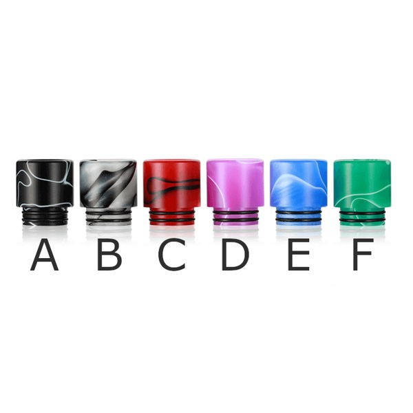 Acrylic Drip Tip 810