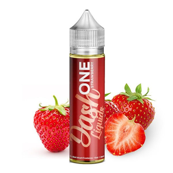 One Strawberry Aroma Dash Liquids