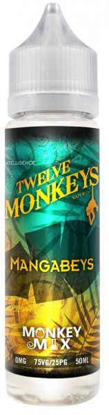 Mangabeys Liquid Twelve Monkeys