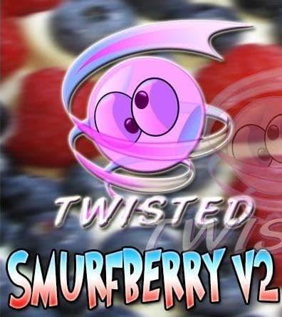 Smurfberry V2 Aroma Twisted