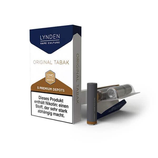 Original Tabak Depots LYNDEN
