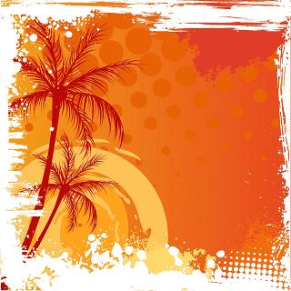 Tropical Secret Aroma Dark Burner
