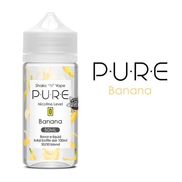 Banana Shortfill Liquid Syndicate PURE