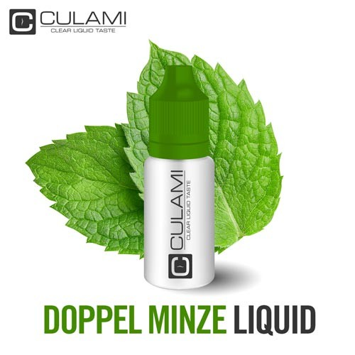 Liquid Culami Doppel Minze