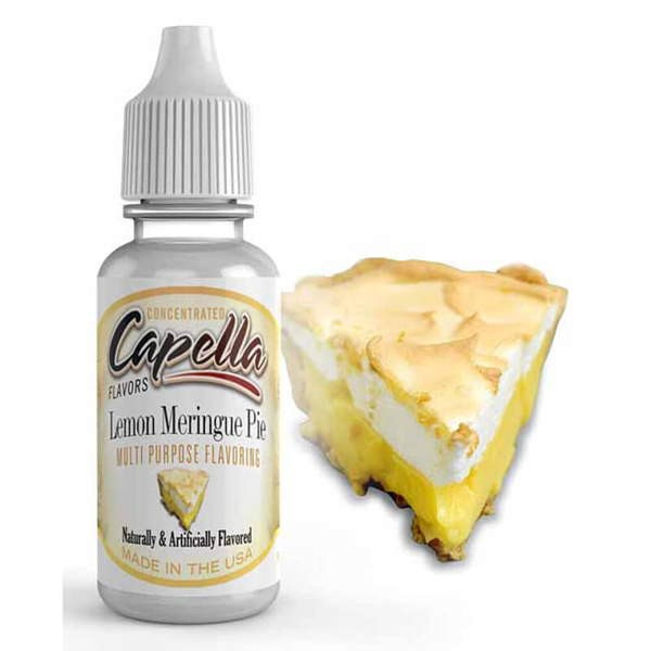 Capella Aroma Lemon Meringue Pie