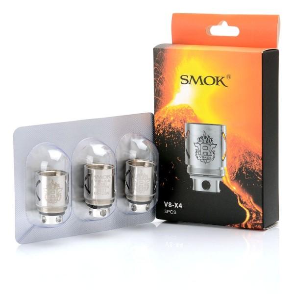 SMOK TFV8 V8-X4 Coils