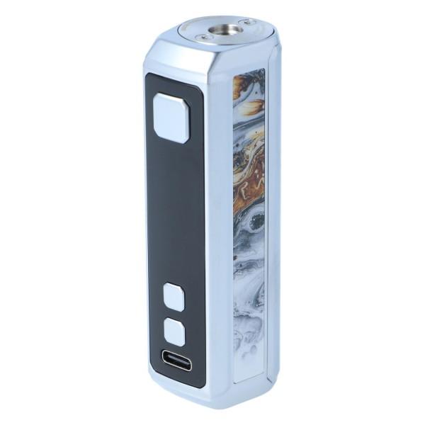 Geekvape Z50 2000 mAh Akkuträger Silber USB Port