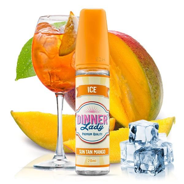 Sun Tan Mango ICE Longfill Aroma DINNER Lady