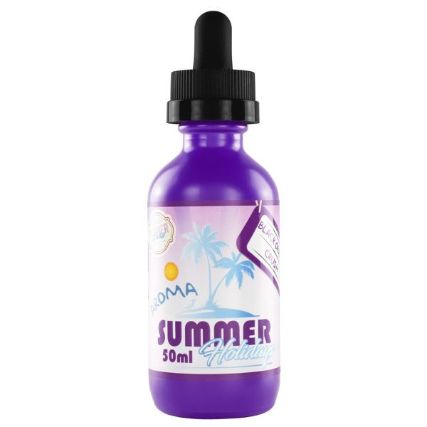Black Orange Crush Liquid Summer Holidays DINNER Lady