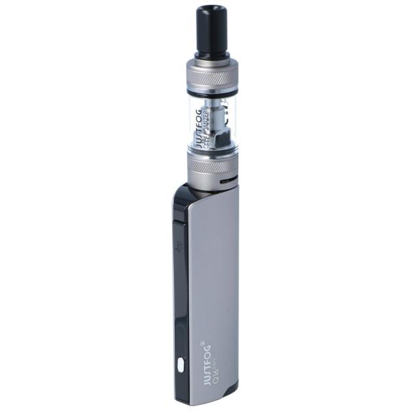 Justfog Q16 Pro Einsteiger Kit Edelstahl Silber E-Zigarette