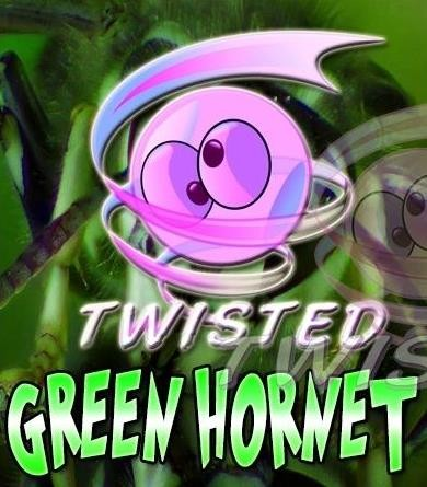 Green Hornet Aroma Twisted MHD Ware