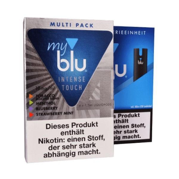 myblu Intense Touch Starter Doppelpack