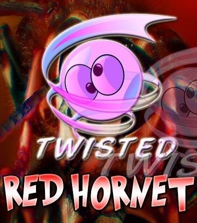 Red Hornet Aroma Twisted