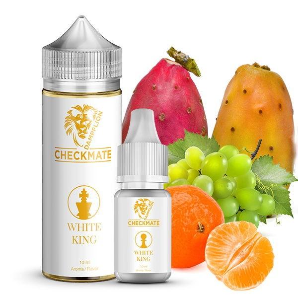 Dampflion White King Aroma Checkmate