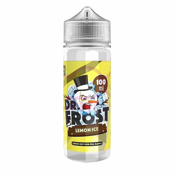 Lemon Ice Liquid Dr. Frost
