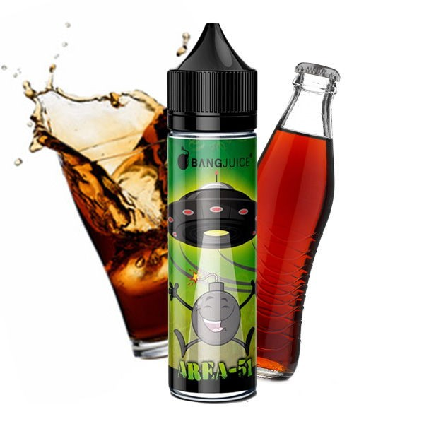 Area 51 Aroma Bang Juice