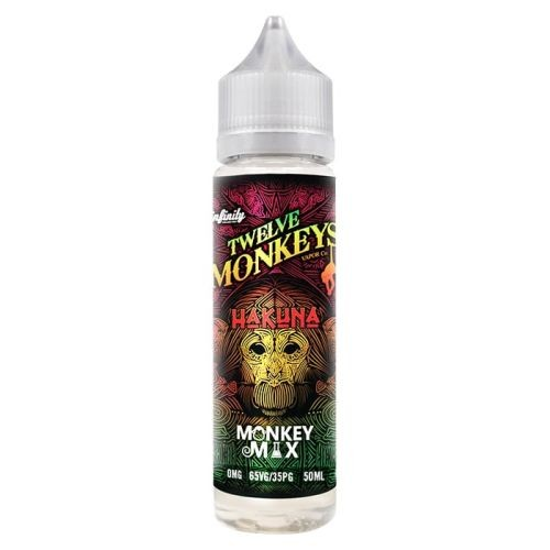 Hakuna Liquid Twelve Monkeys Origins