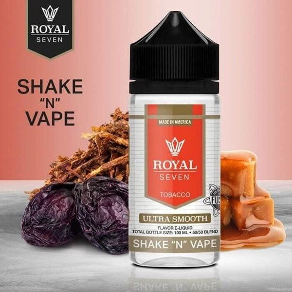 Ultra Smooth Shortfill Liquid Syndicate Royal Seven