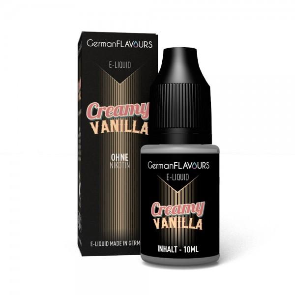 Creamy Vanilla Liquid GermanFlavours