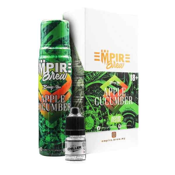 Apple Cucumber Liquid Empire Brew