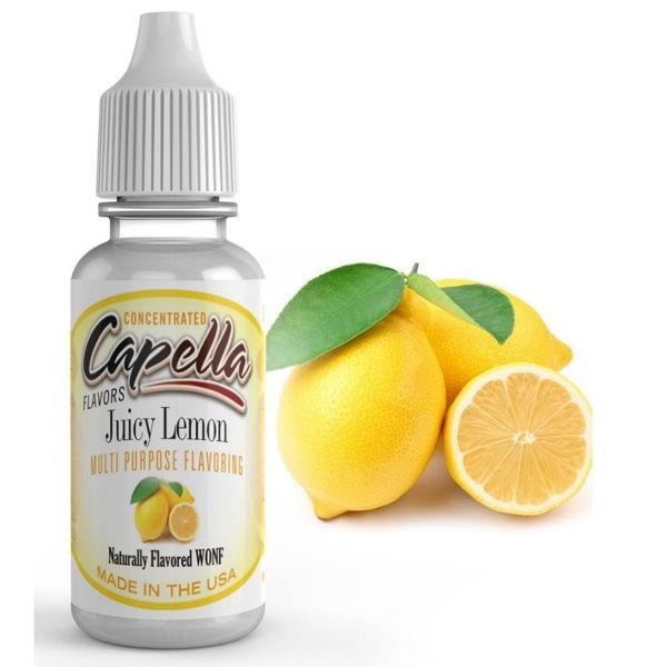 Juicy Lemon Aroma Capella *MHD WARE*