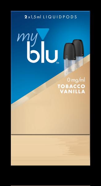 myblu Tobacco Vanilla Liquidpods