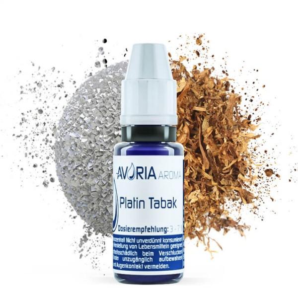 Platin Tabak Aroma Avoria