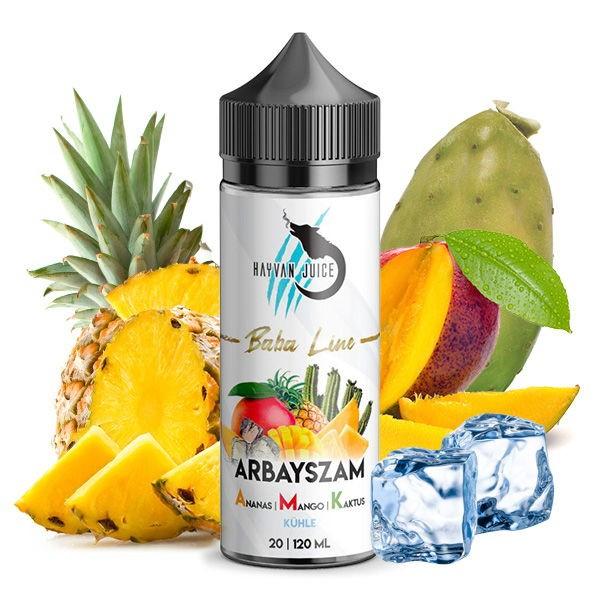 Aroma Baba Line Hayvan Juice Arbayszam A.M.K.