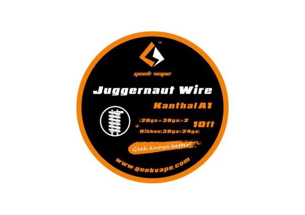 Geekvape Juggernaut Wire Kanthal A1 Wickeldraht