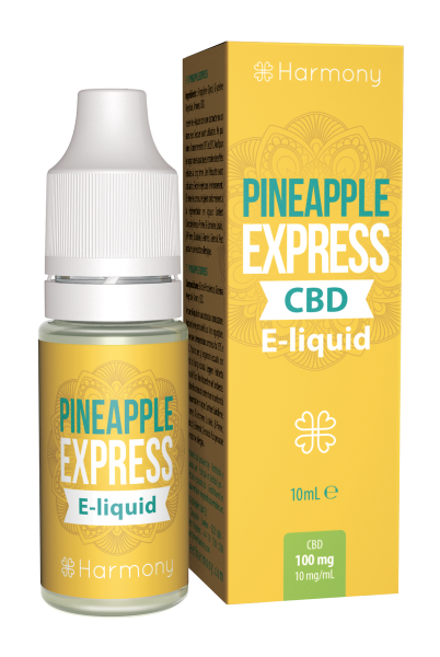 Pineapple Express CBD Liquid Harmony