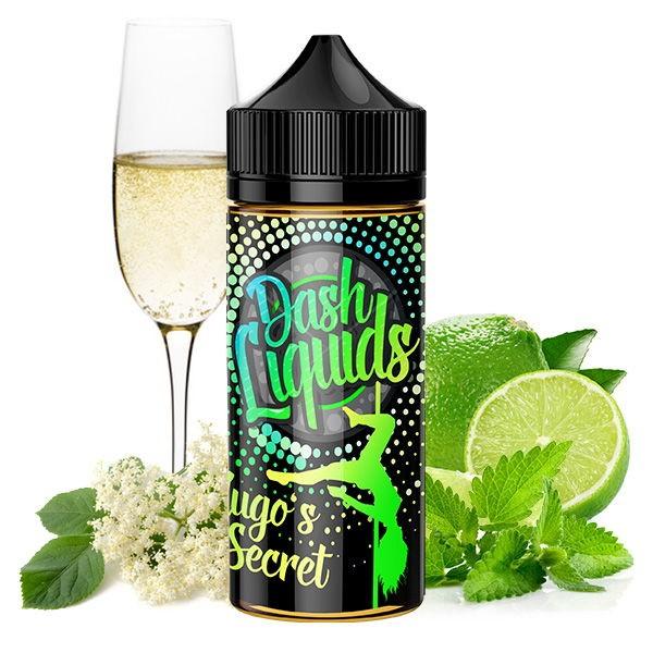 Dash Liquids Hugo's Secret Aroma