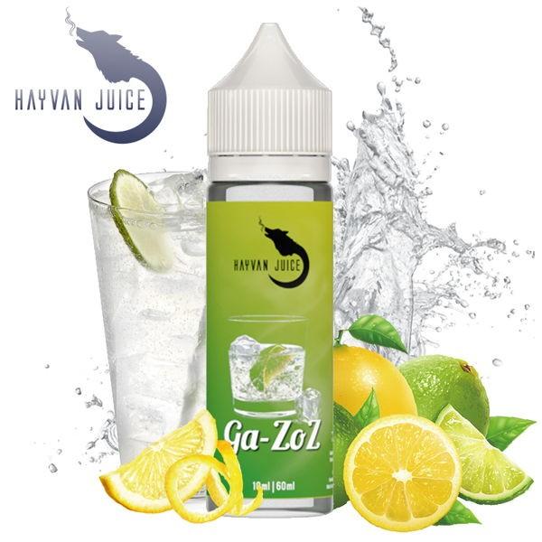 Ga-Zoz Aroma Hayvan Juice