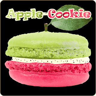 Apple Cookie Aroma Dark Burner