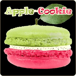 Apple Cookie Aroma Dark Burner MHD Artikel