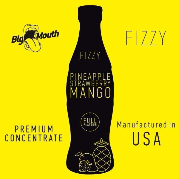 Pineapple | Strawberry | Mango Aroma Fizzy Big Mouth