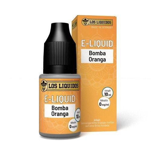 Bomba Oranga Liquid Los Liquidos