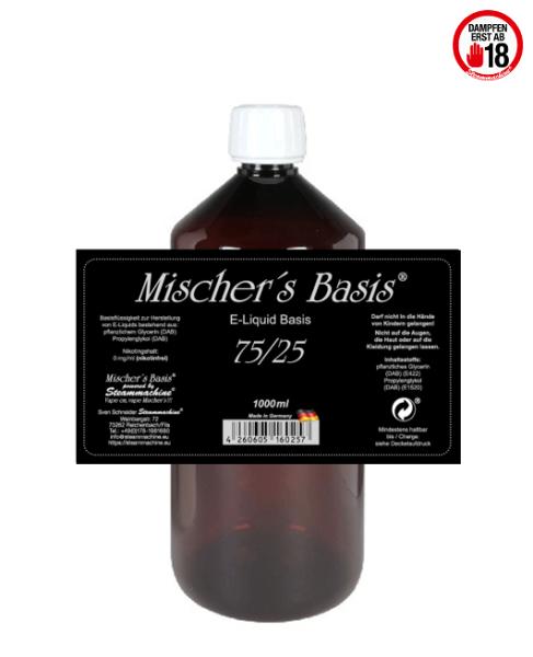 Mischer's Basis 75/25