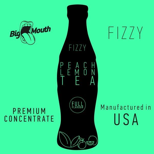Peach | Lemon | Tea Aroma Fizzy Big Mouth