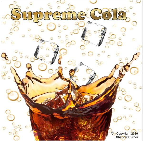 Supreme Cola Aroma Shadow Burner