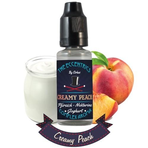 Creamy Peach Aroma 10 ml CIRKUS Eccentrics