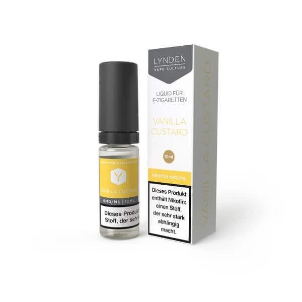 Vanilla Custard Liquid LYNDEN