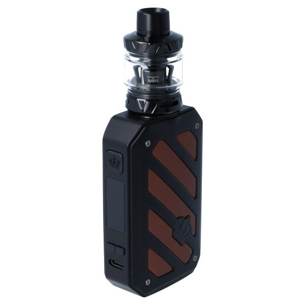 UWELL Crown 5 Starter Kit Schwarz E-Zigarette